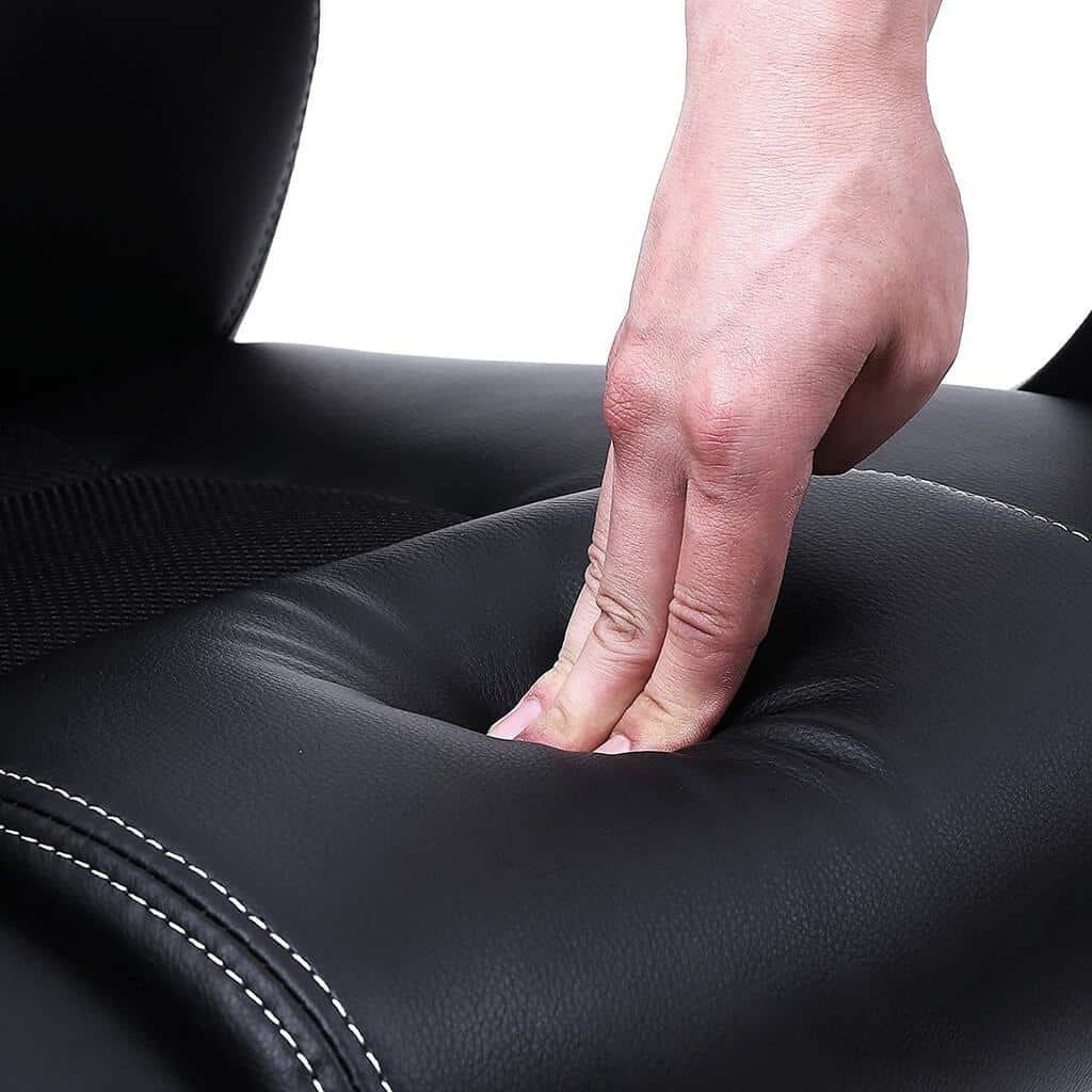 acolchado-de-una-silla-ergonómica