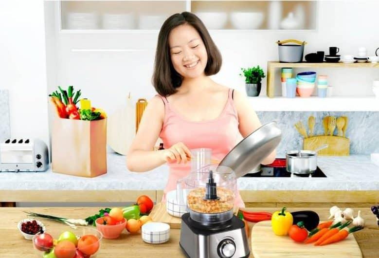 cocinar con robots de cocina