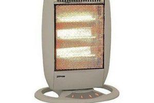 mejores calentador estufa con lamparas halogenas