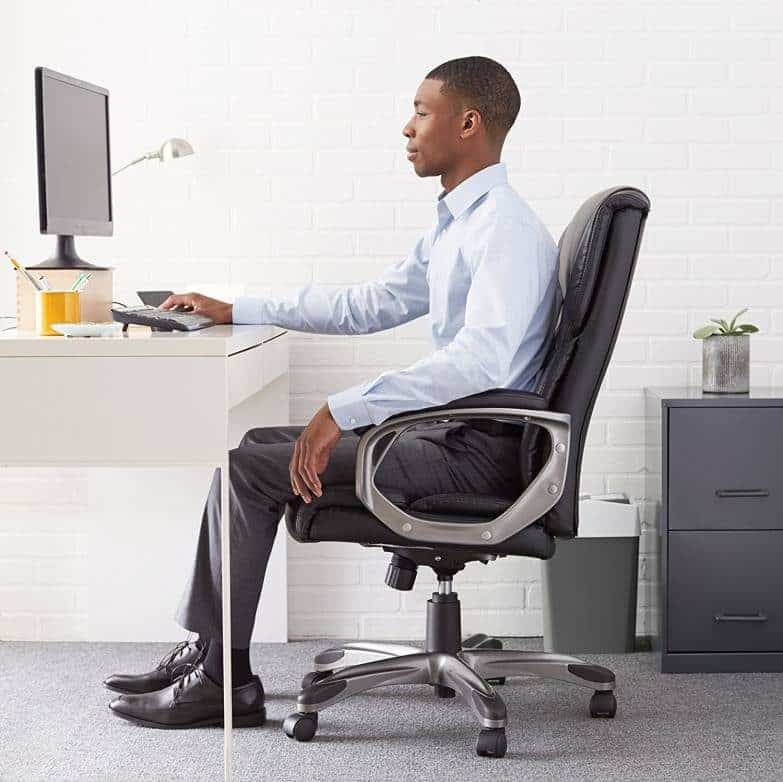 silla ejecutiva de oficina